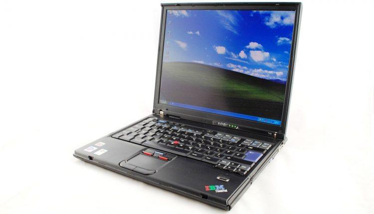 Các địa chỉ mua laptop IBM ThinkPad cũ giá rẻ uy tín